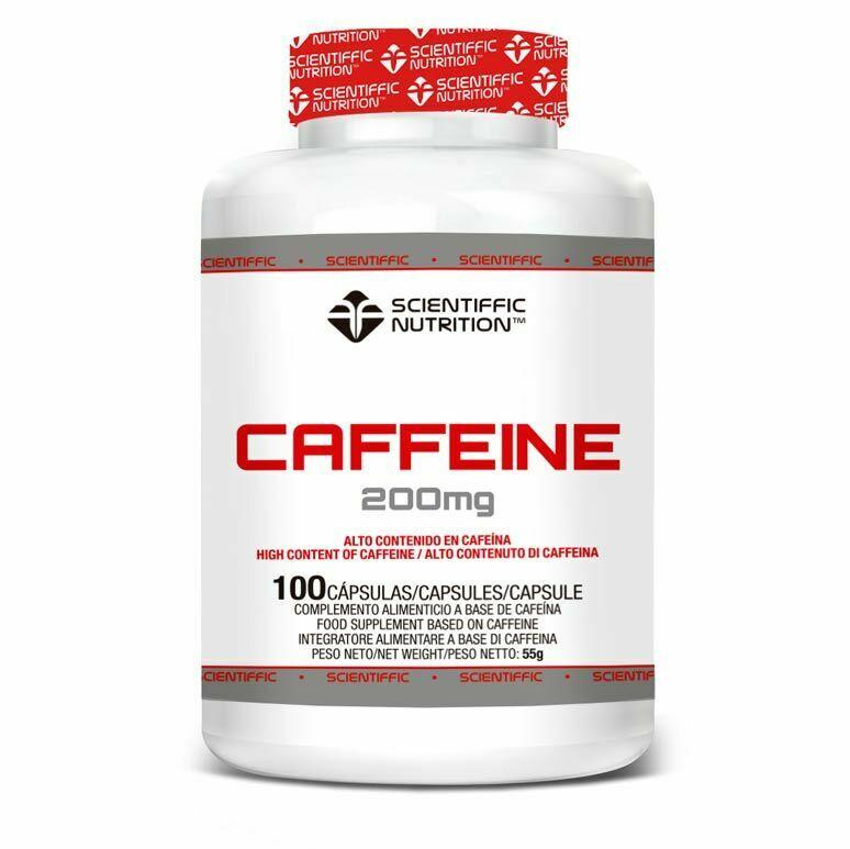 caffeine capsulas