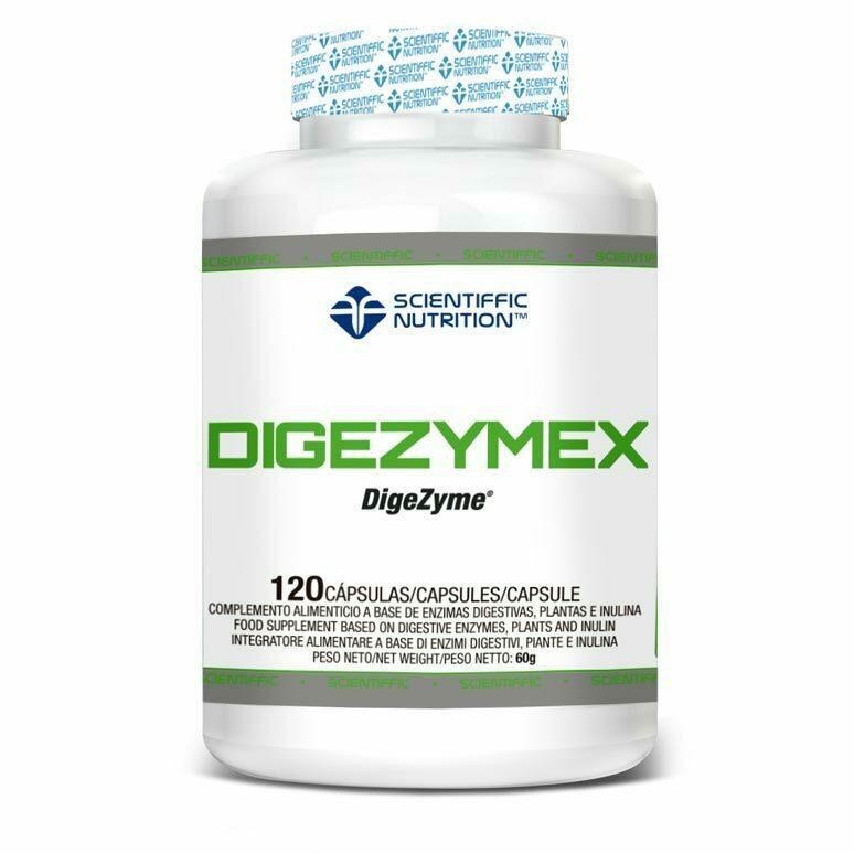 digezymex 120 cápsulas