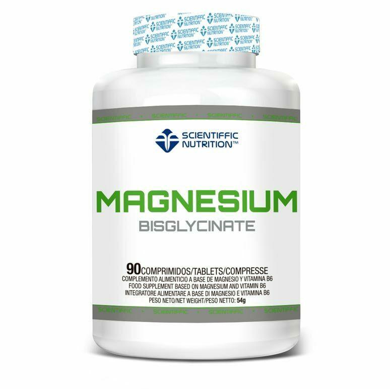 Magnesio comprimidos