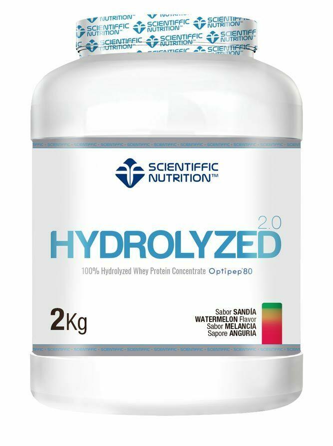 hydrolyzed 2.0 scientiffic