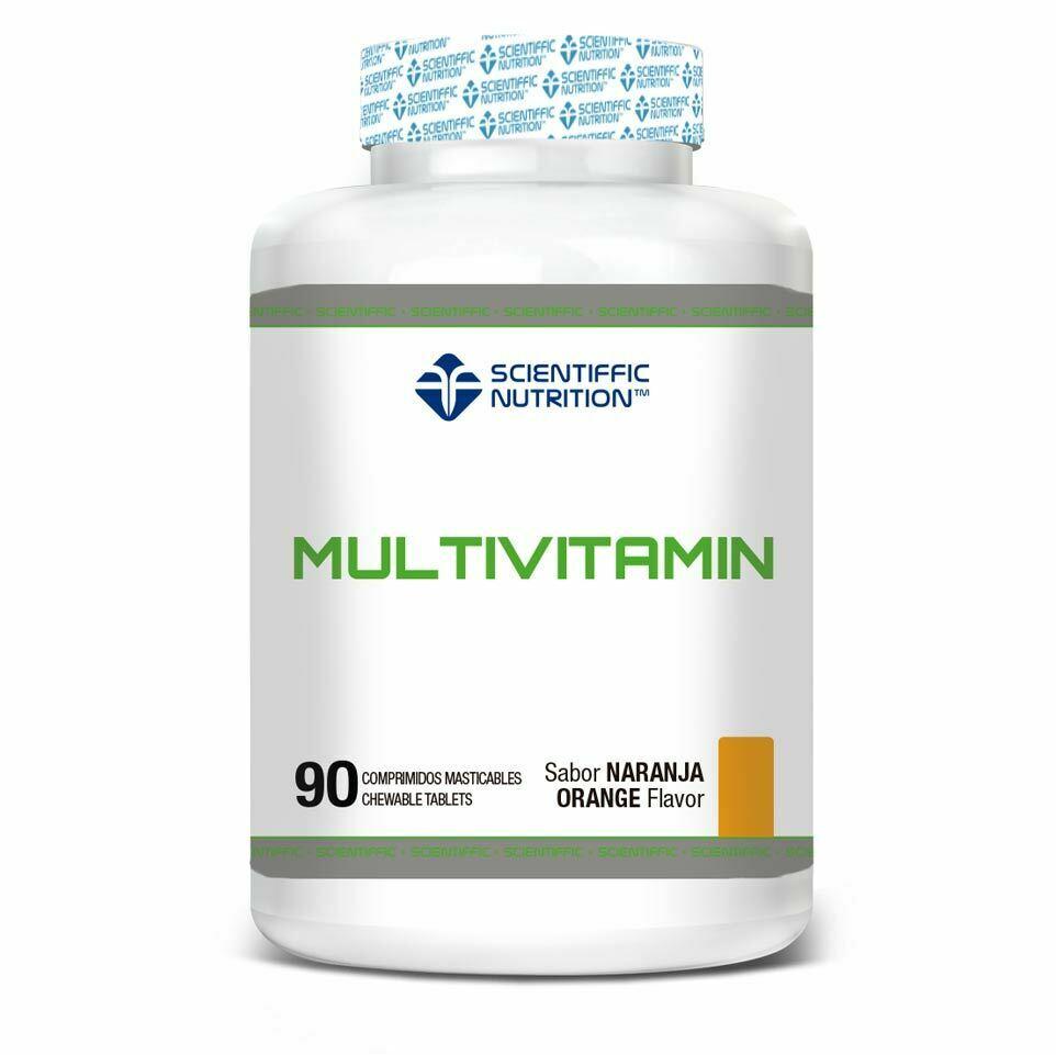 multivitaminas-90 comprimidos