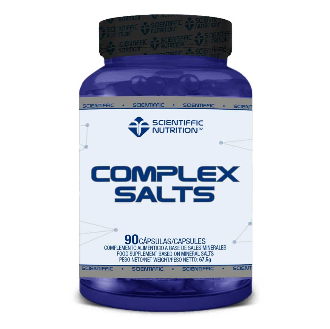 COMPLEX SALTS90 COMPRIMIDOS